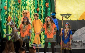 Eisenhower Elementary Performs Disney's The Lion King - article thumnail image
